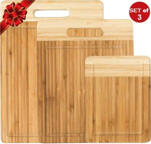 k basixs bamboo cutting board