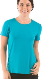 Texere Short Sleeve T-shirt - Bamboo Viscose Top